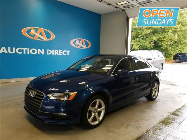 2015 Audi A3 1.8T Komfort (Stk: 15-017409) in Lower Sackville - Image 1 of 12
