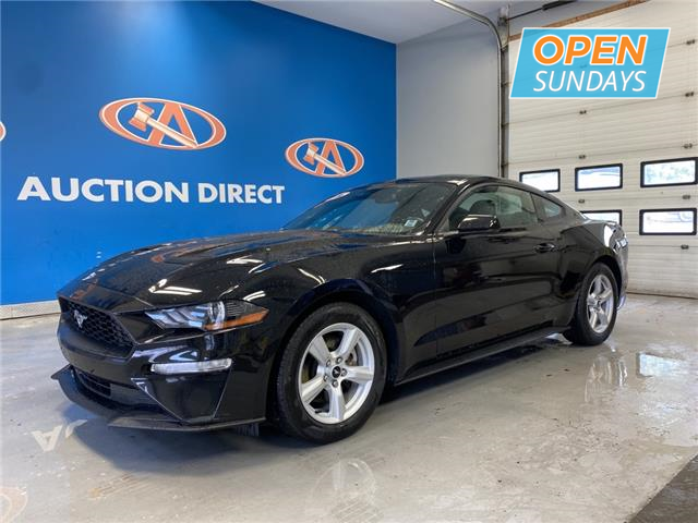 2018 Ford Mustang EcoBoost (Stk: 150474) in Lower Sackville - Image 1 of 18