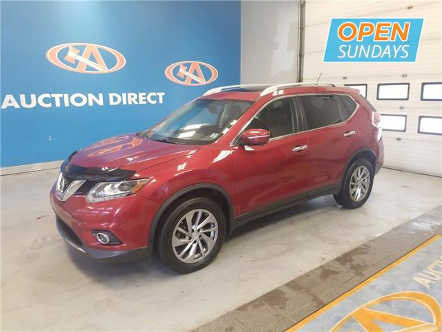 2015 Nissan Rogue SL (Stk: 794570) in Lower Sackville - Image 1 of 12