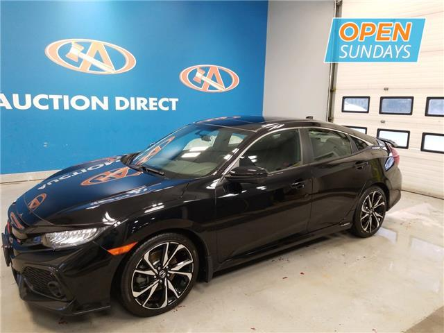 2018 Honda Civic Si (Stk: 00283A) in Lower Sackville - Image 1 of 11