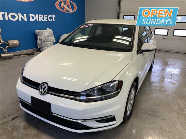 2019 Volkswagen Golf 1.4 TSI Comfortline (Stk: 022792) in Lower Sackville - Image 1 of 12