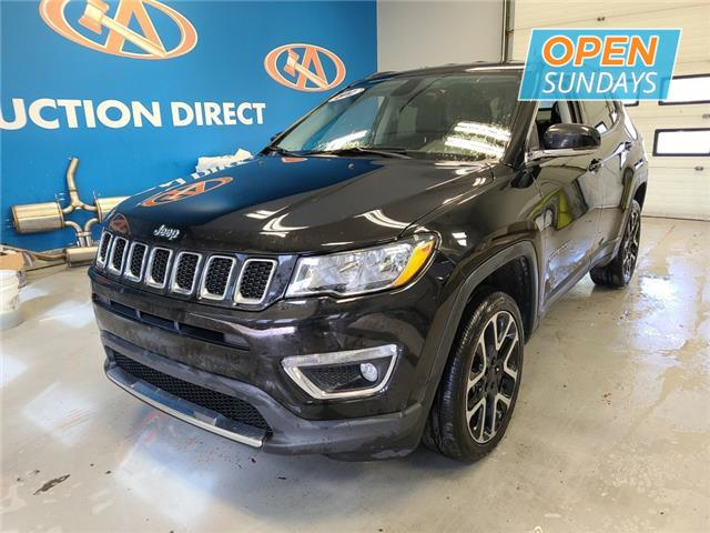 2017 Jeep Compass Limited (Stk: 649205) in Lower Sackville - Image 1 of 13
