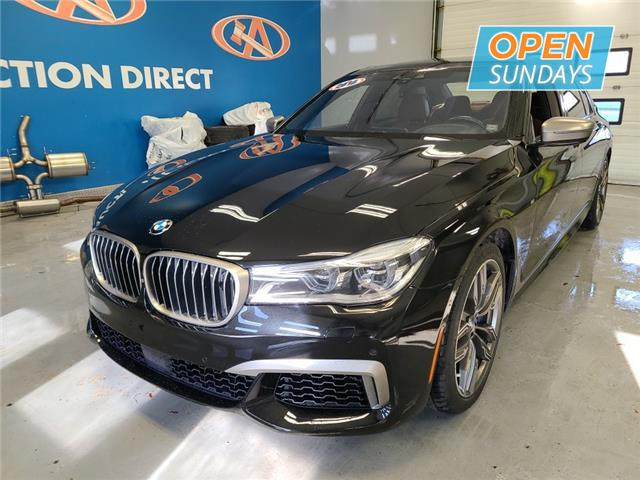 2018 BMW M760 Li xDrive (Stk: 614506) in Lower Sackville - Image 1 of 17