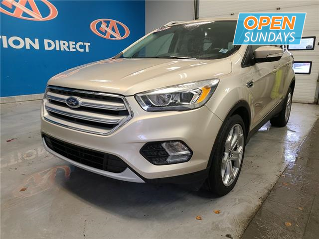 2017 Ford Escape Titanium (Stk: D31431) in Lower Sackville - Image 1 of 13