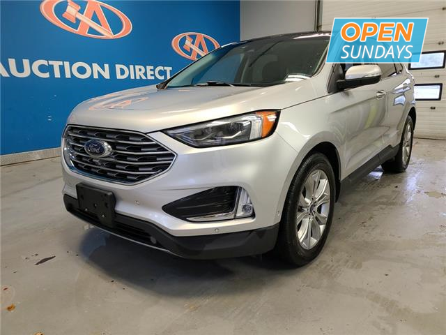 2019 Ford Edge Titanium (Stk: B63824) in Lower Sackville - Image 1 of 14