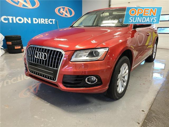 2016 Audi Q5 2.0T Progressiv (Stk: 143030) in Lower Sackville - Image 1 of 11