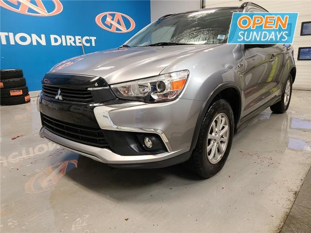 2017 Mitsubishi RVR Black Edition (Stk: 609690) in Lower Sackville - Image 1 of 12