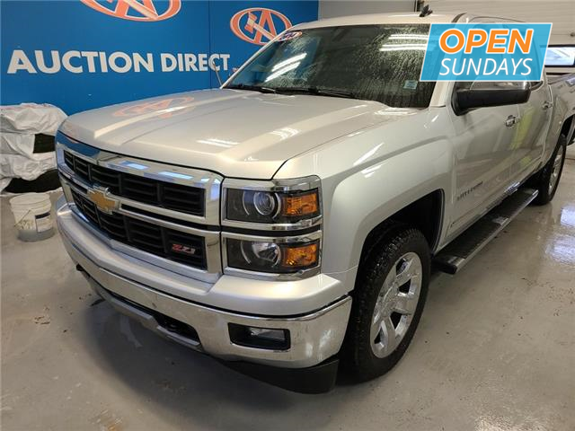 2014 Chevrolet Silverado 1500 1LZ (Stk: 534030) in Lower Sackville - Image 1 of 12