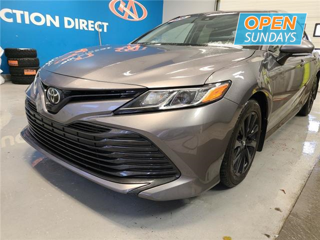 2018 Toyota Camry LE (Stk: 004695) in Lower Sackville - Image 1 of 12