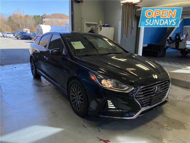 2018 Hyundai Sonata 2.4 Sport (Stk: 607505) in Lower Sackville - Image 1 of 13