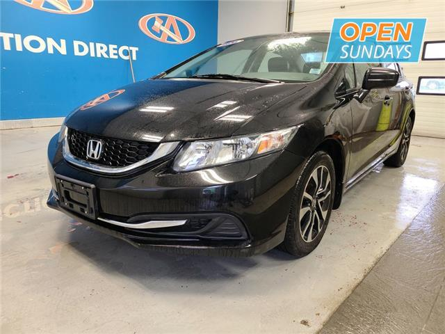 2015 Honda Civic EX (Stk: 029271) in Lower Sackville - Image 1 of 12