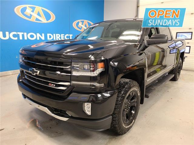 2016 Chevrolet Silverado 1500 2LZ (Stk: 16-207218) in Lower Sackville - Image 1 of 10