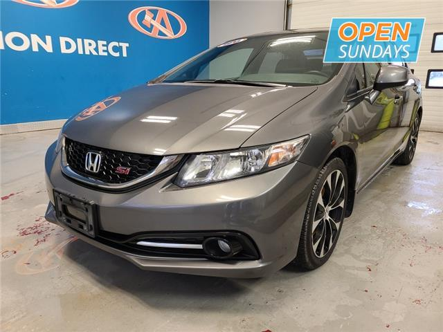 2013 Honda Civic Si (Stk: 201415) in Lower Sackville - Image 1 of 14