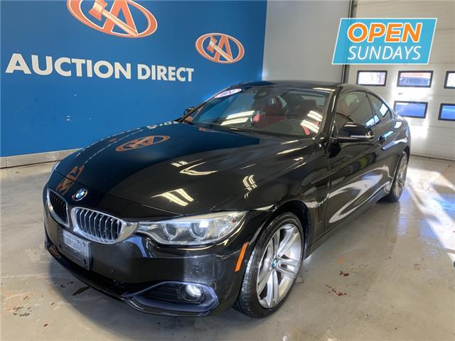 2017 BMW 430i xDrive (Stk: 680651) in Lower Sackville - Image 1 of 12
