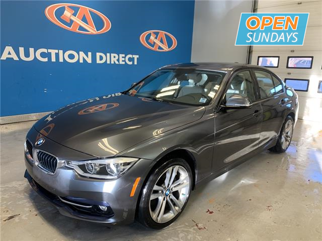 2017 BMW 330i xDrive (Stk: 012441) in Lower Sackville - Image 1 of 11