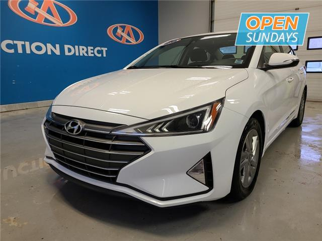 2020 Hyundai Elantra Preferred w/Sun & Safety Package (Stk: 066871) in Lower Sackville - Image 1 of 13