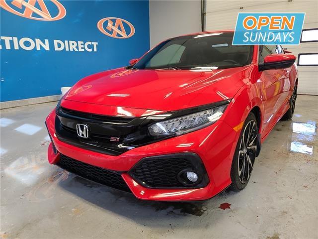 2019 Honda Civic Si Base (Stk: 220256) in Lower Sackville - Image 1 of 13