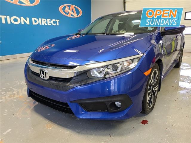 2016 Honda Civic EX-T (Stk: 108339) in Lower Sackville - Image 1 of 13
