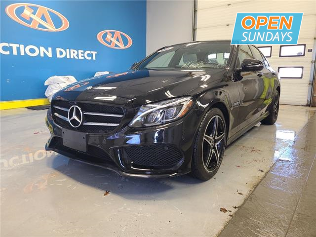 2017 Mercedes-Benz C-Class Base (Stk: 20336A) in Lower Sackville - Image 1 of 12