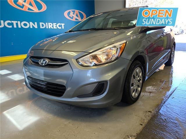 2017 Hyundai Accent LE (Stk: 357294) in Lower Sackville - Image 1 of 14