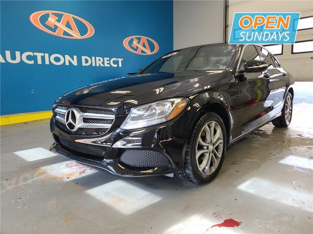 2015 Mercedes-Benz C-Class Base (Stk: 023224) in Lower Sackville - Image 1 of 15