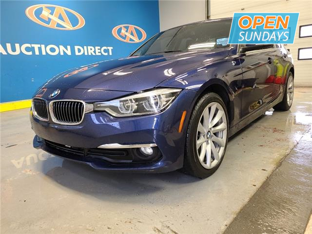 2017 BMW 320i xDrive (Stk: 692473) in Lower Sackville - Image 1 of 14