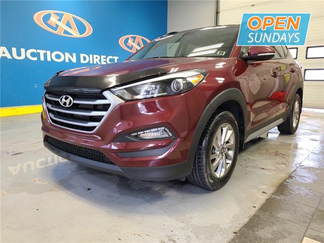 2017 Hyundai Tucson SE (Stk: 384457) in Lower Sackville - Image 1 of 15