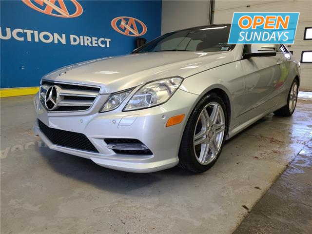 2013 Mercedes-Benz E-Class Base (Stk: 221404) in Lower Sackville - Image 1 of 14