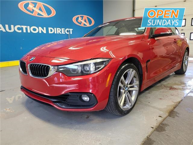 2018 BMW 430i xDrive (Stk: A49780) in Lower Sackville - Image 1 of 12