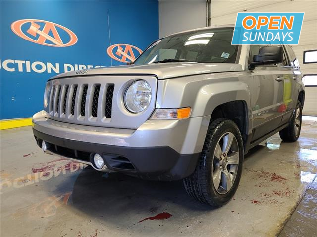 2016 Jeep Patriot Sport/North (Stk: 630951) in Lower Sackville - Image 1 of 14