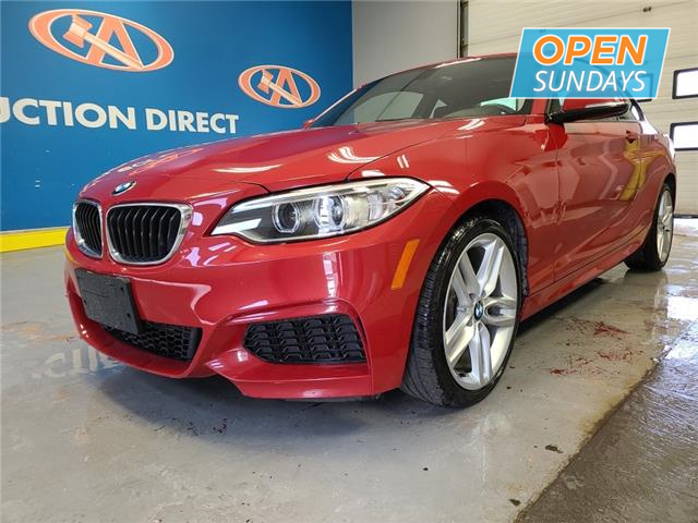 2016 BMW 228i xDrive (Stk: 599435) in Lower Sackville - Image 1 of 15