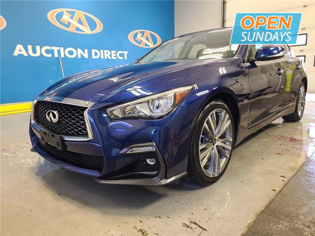 2019 Infiniti Q50 3.0t Signature Edition (Stk: 553260) in Lower Sackville - Image 1 of 15