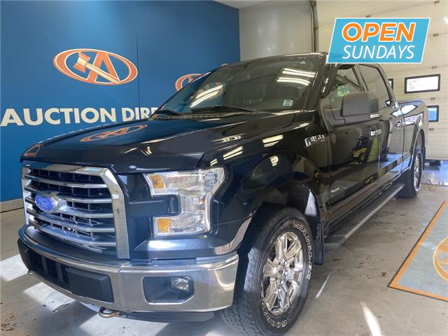 2016 Ford F-150 XLT (Stk: A92077) in Lower Sackville - Image 1 of 12