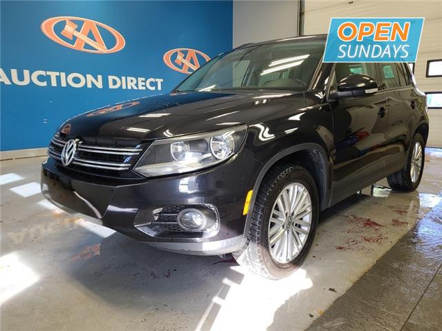 2016 Volkswagen Tiguan Special Edition (Stk: 577960) in Lower Sackville - Image 1 of 16