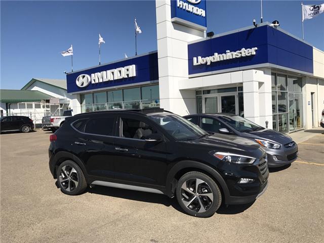2017 Hyundai Tucson Ultimate (Stk: 7TU4646) in Lloydminster - Image 1 of 5