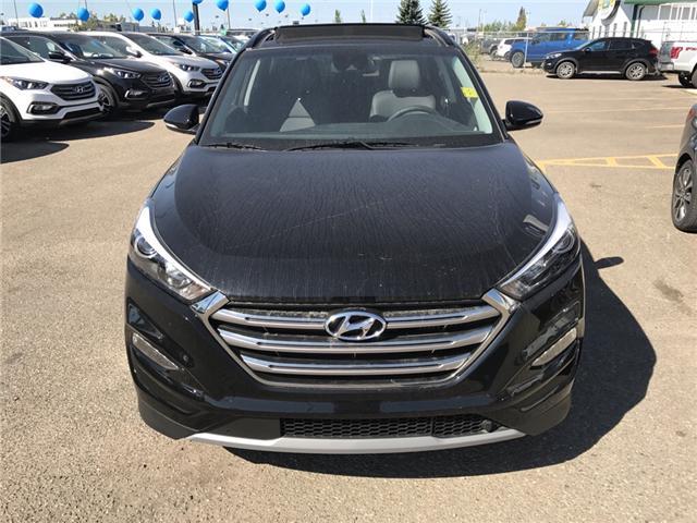 2017 Hyundai Tucson Ultimate (Stk: 7TU4646) in Lloydminster - Image 2 of 5