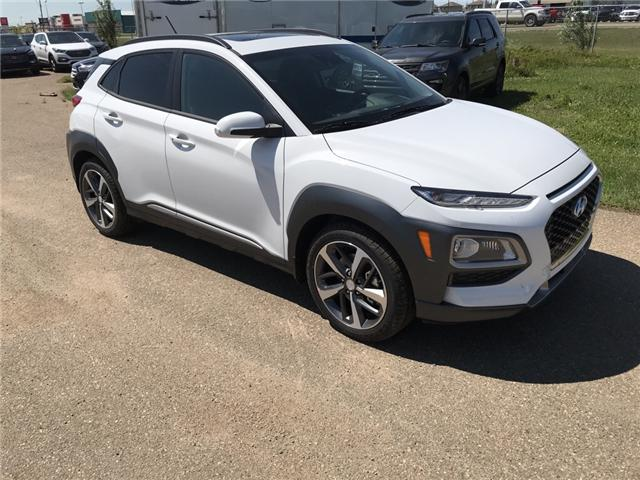 2018 Hyundai KONA 1.6T Ultimate (Stk: 8KO4770) in Lloydminster - Image 1 of 5