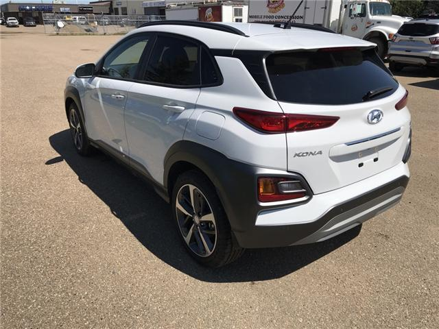 2018 Hyundai KONA 1.6T Ultimate (Stk: 8KO4770) in Lloydminster - Image 2 of 5