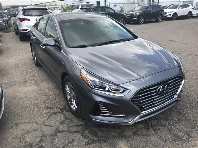 2018 Hyundai Sonata Limited (Stk: 8SO7561) in Lloydminster - Image 2 of 6