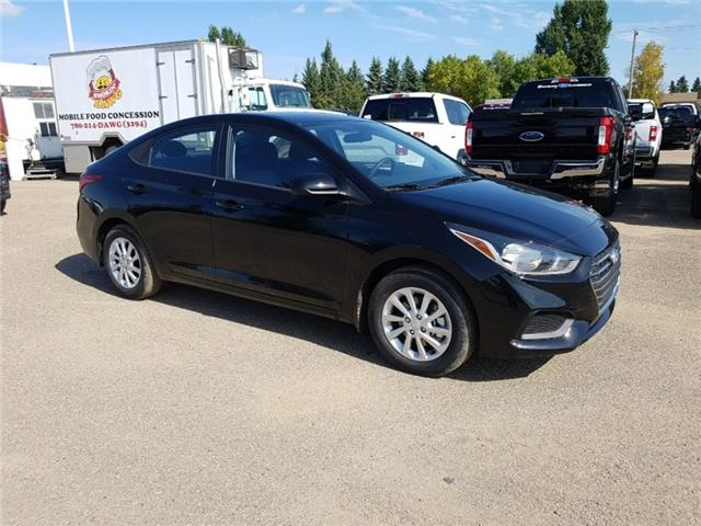 2019 Hyundai Accent Preferred (Stk: 9AC5878) in Lloydminster - Image 1 of 6