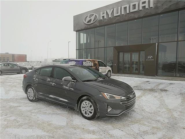 2019 Hyundai Elantra ESSENTIAL (Stk: 9EL4612) in Lloydminster - Image 1 of 6