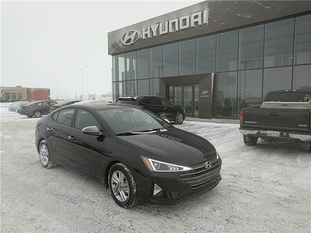 2019 Hyundai Elantra Preferred (Stk: 9EL0793) in Lloydminster - Image 1 of 6