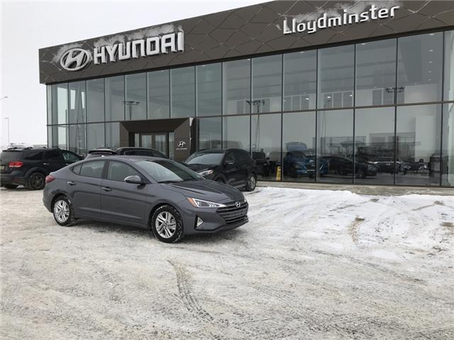 2019 Hyundai Elantra Preferred (Stk: 9EL1597) in Lloydminster - Image 1 of 6