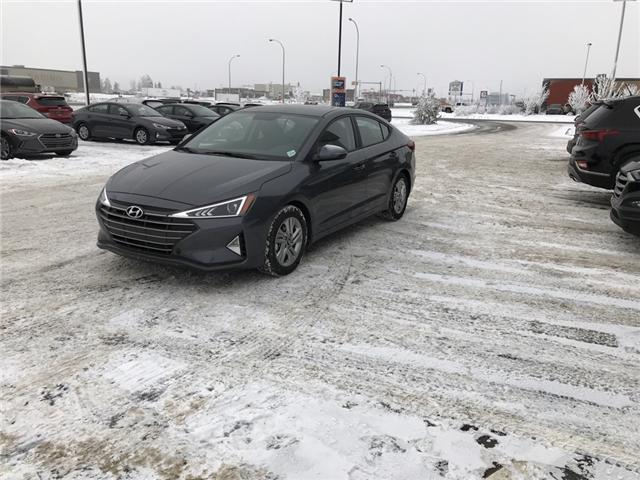 2019 Hyundai Elantra Preferred (Stk: 9EL1597) in Lloydminster - Image 2 of 6