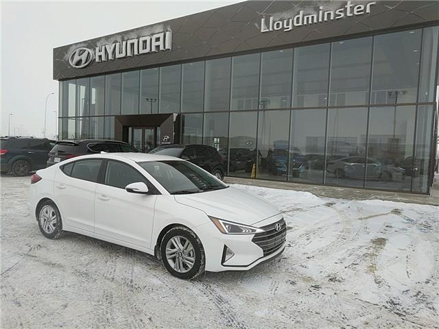 2019 Hyundai Elantra Preferred (Stk: 9EL5977) in Lloydminster - Image 1 of 6