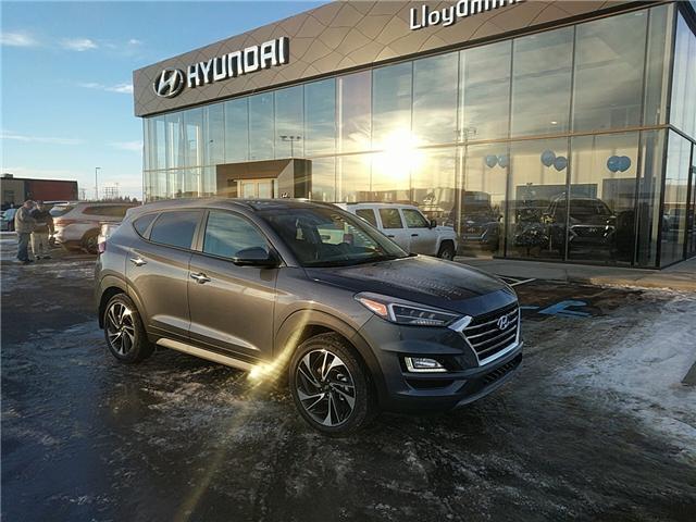 2019 Hyundai Tucson Ultimate (Stk: 9TU1645) in Lloydminster - Image 1 of 5