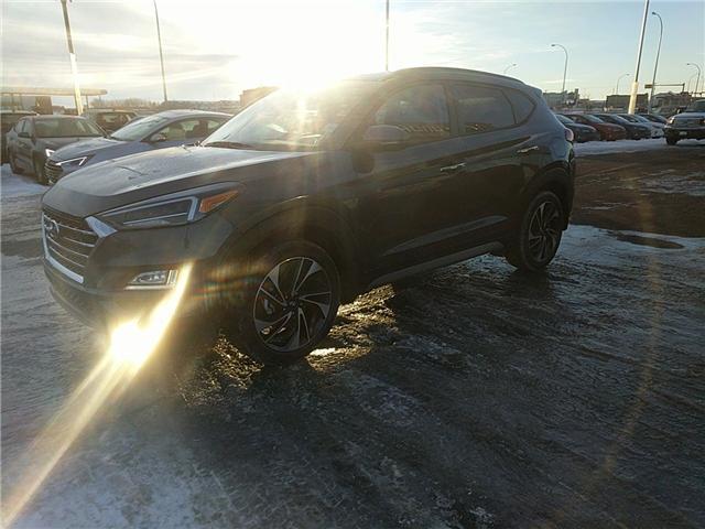2019 Hyundai Tucson Ultimate (Stk: 9TU1645) in Lloydminster - Image 2 of 5