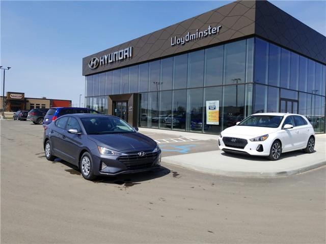 2019 Hyundai Elantra ESSENTIAL (Stk: 9EL0562) in Lloydminster - Image 1 of 6