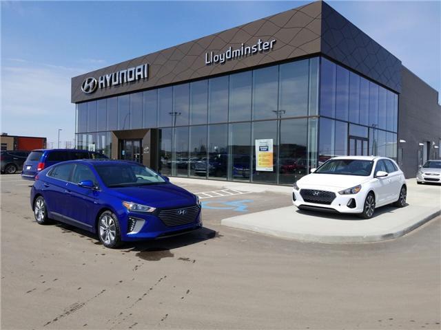 2019 Hyundai Ioniq Hybrid Luxury (Stk: 9IO3689) in Lloydminster - Image 1 of 6