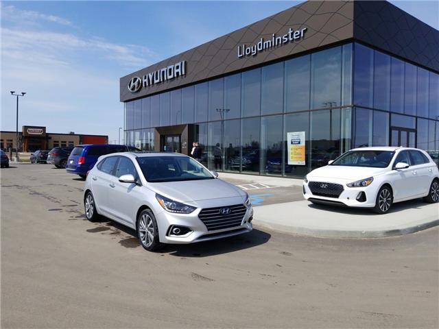 2019 Hyundai Accent Ultimate (Stk: 9AC1164) in Lloydminster - Image 1 of 5